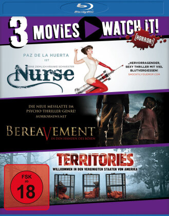 Nurse / Bereavement / Territories (3 Blu-rays)
