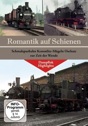 Romantik auf Schienen - Schmalspurbahn Kemmlitz-Mügeln Oschatz
