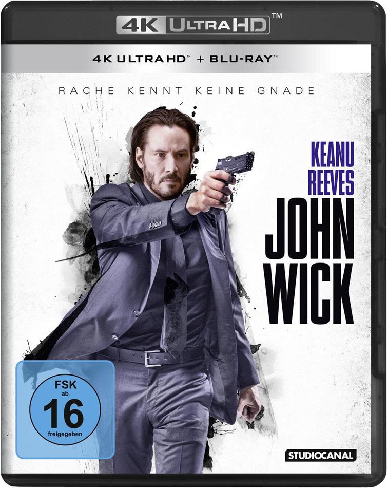 John Wick (2014) (4K Ultra HD + Blu-ray)