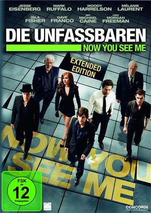 Die Unfassbaren - Now you see me (2013) (Extended Edition)