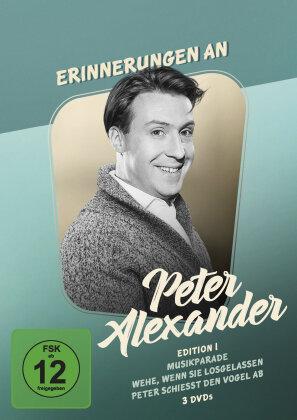 Erinnerungen an Peter Alexander - Edition 1 (3 DVDs)