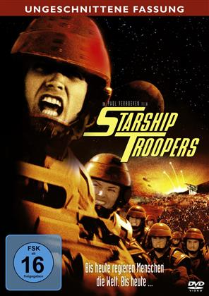 Starship Troopers (1997) (Uncut)