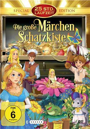 Die grosse Märchen Schatzkiste (Special Edition, 6 DVDs)