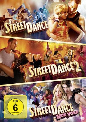 StreetDance Box - StreetDance / StreetDance 2 / StreetDance - New York (3 DVDs)