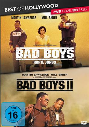 Bad Boys - Harte Jungs / Bad Boys 2 (Best of Hollywood, 2 DVDs)
