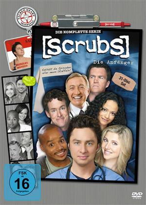 Scrubs - Die Anfänger - Die komplette Serie (31 DVDs)
