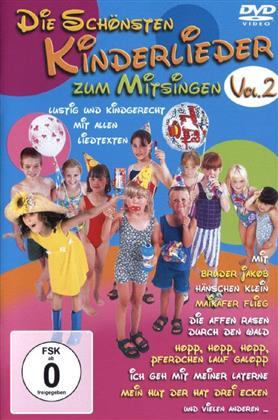 Various Artists - Die schönsten Kinderlieder zum Mitsingen - Vol. 2