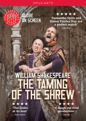 Globe Theatre - Shakespeare - The Taming of the Shrew (Globe on Screen, Shakespeare's Globe, Opus Arte)