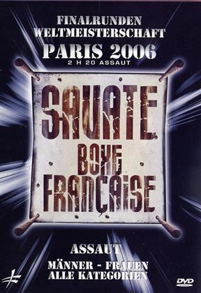 Savate - Finalrunden Weltmeisterschaft Paris 2006