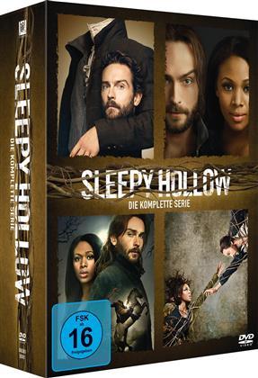 Sleepy Hollow - Die komplette Serie (18 DVDs)