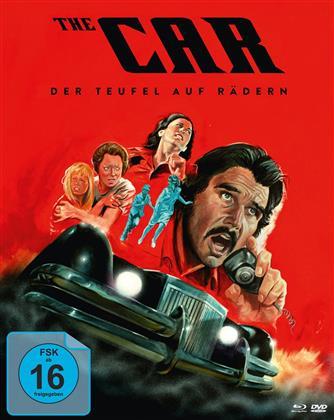 The Car - Der Teufel auf Rädern (1977) (Mediabook, Blu-ray + 2 DVDs)