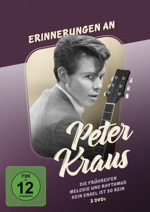 Erinnerungen an Peter Kraus (3 DVDs)