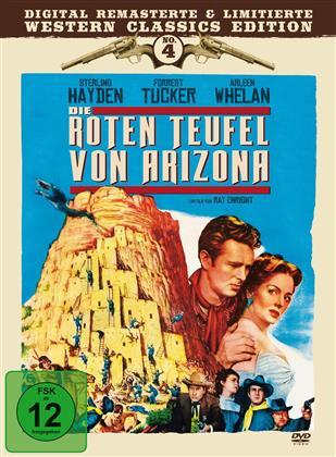 Die roten Teufel von Arizona (1952) (Western Classics, Limited Edition, Mediabook, Remastered)