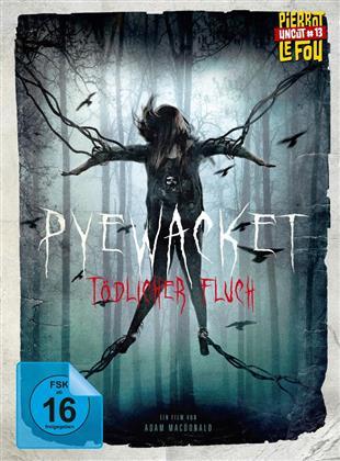 Pyewacket - Tödlicher Fluch (2017) (Mediabook, Blu-ray + DVD)