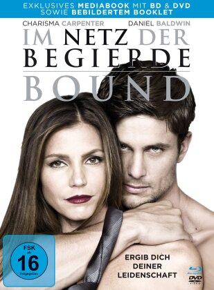 Bound - Im Netz der Begierde (2015) (Limited Edition, Mediabook, Blu-ray + DVD)