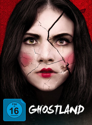 Ghostland (2018) (Collector's Edition, Limited Edition, Mediabook, Blu-ray + DVD)
