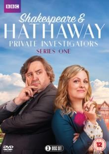 Shakespeare & Hathaway: Private Investigators - Series 1 (BBC, 3 DVDs)