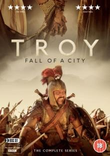 Troy - Fall of a City - Season 1 (BBC, 3 DVDs)
