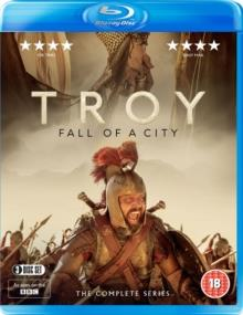 Troy - Fall of a City - Season 1 (BBC, 3 Blu-rays)