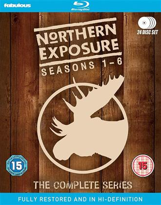 Northern Exposure - The Complete Series (24 Blu-rays)