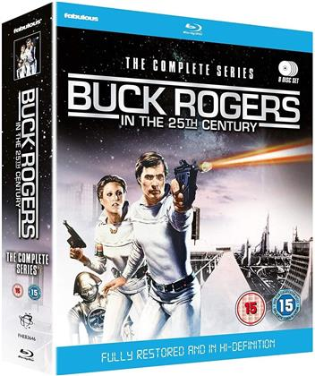 Buck Rogers In The 25Th Century - The Complete Series (8 Blu-rays)