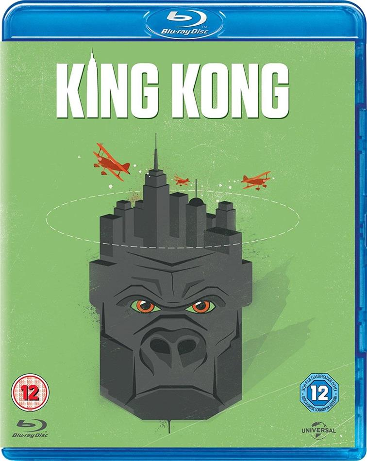 King Kong (2005) (Unforgettable Range)