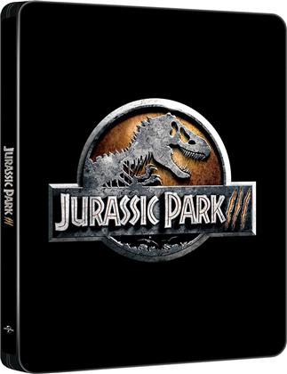 Jurassic Park 3 (2001) (Limited Edition, Steelbook)