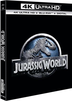 Jurassic World (2015) (4K Ultra HD + Blu-ray)