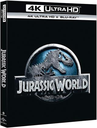 Jurassic World (2015) (4K Ultra HD + Blu-ray)