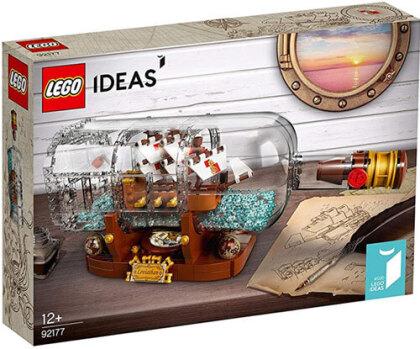 LEGO© 21313 Ideas - Schiff in der Flasche