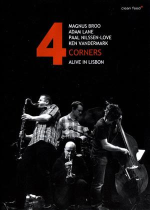 4 Corners - Alive in Lisbon