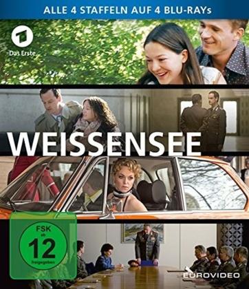 Weissensee - Staffeln 1-4 (4 Blu-rays)