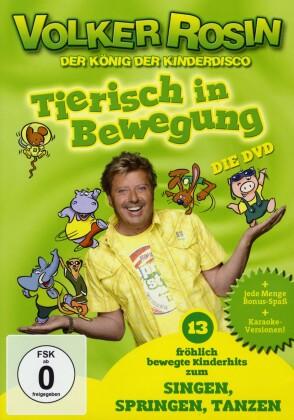 Volker Rosin - Tierisch in Bewegung - Die DVD