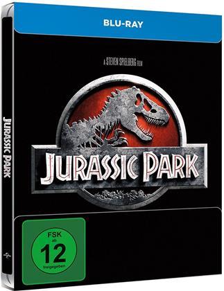 Jurassic Park (1993) (Neuauflage, Steelbook)