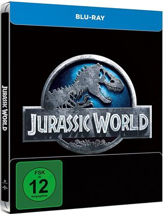 Jurassic World (2015) (New Edition, Steelbook)