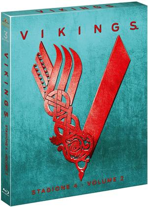 Vikings - Stagione 4.2 (3 Blu-ray)