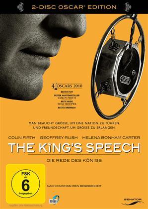 The King's Speech - Die Rede des Königs (2010) (Oscar Edition, 2 DVDs)