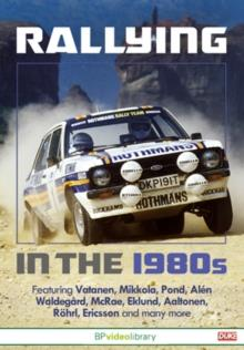 Rallying in the 1980s
