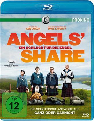 Angels' Share - Ein Schluck für die Engel (2012)