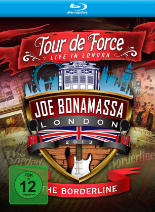 Joe Bonamassa - Tour de Force: The Borderline/Live in London 2013