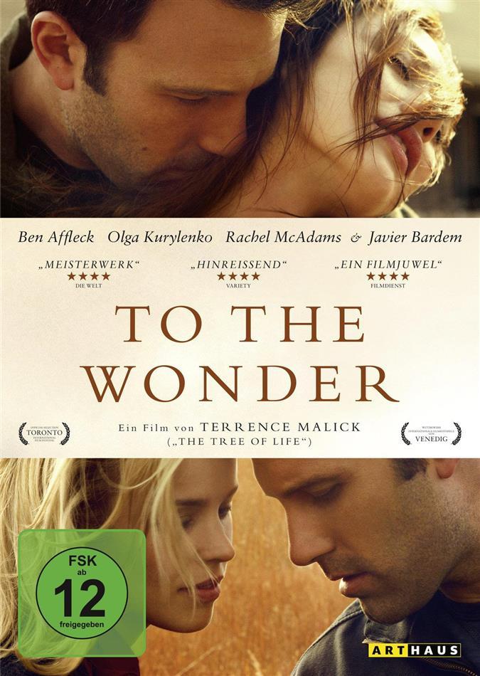 To the Wonder (2012) (Arthaus)