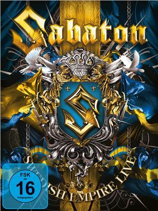 Sabaton - Swedish Empire - Live (2 DVDs)