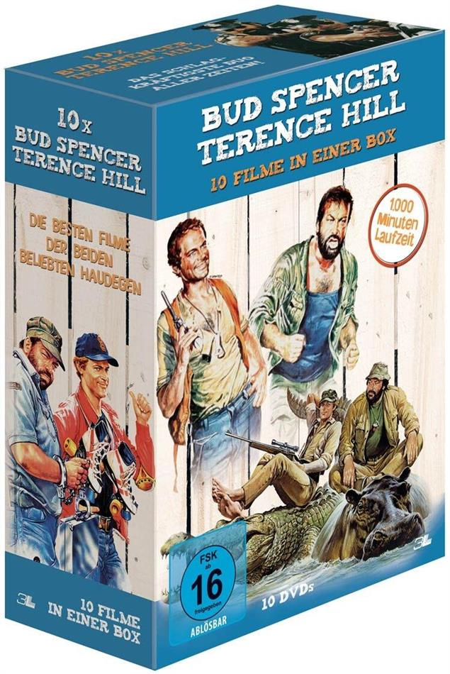 Bud Spencer Und Terence Hill Filme Box