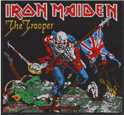 Iron Maiden - The Trooper - Patch