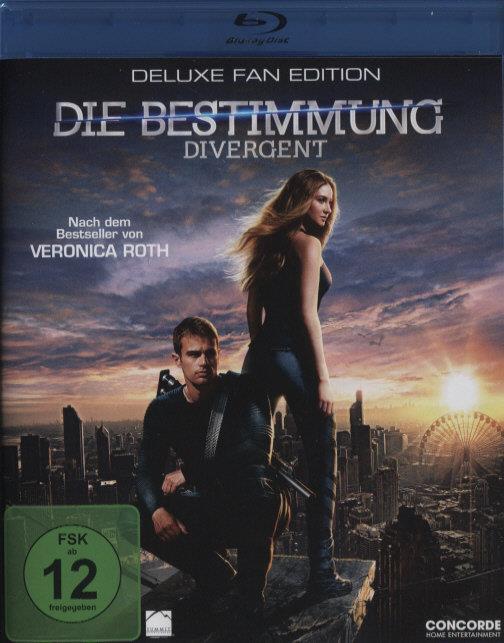 Die Bestimmung - Divergent (2014) (Deluxe Fan Edition)