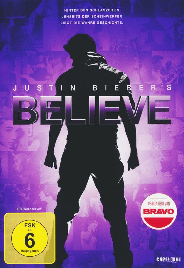 Justin Bieber - Justin Bieber's Believe (2013)