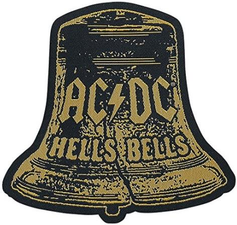 AC/DC Standard Patch - Hells Bells Cut Out (Loose)