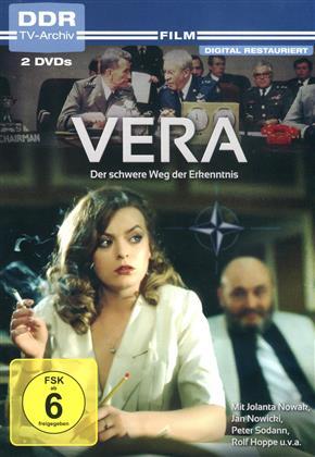 Vera - Der schwere Weg der Erkenntnis (1989) (DDR TV-Archiv, 2 DVDs)