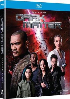 Dark Matter - Season 3 (3 Blu-rays)
