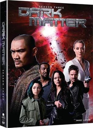 Dark Matter - Season 3 (5 DVDs)